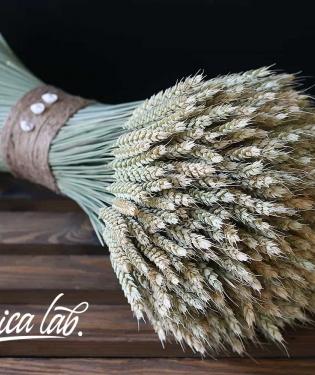 Букет из колосьев пшеницы