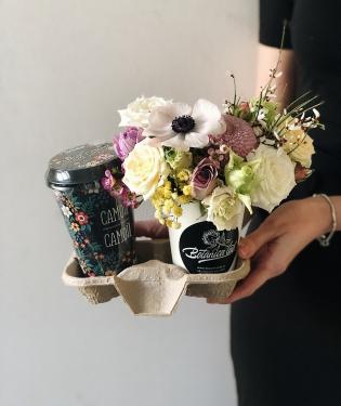 Цветы и Кофе Самой-самой