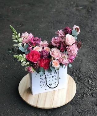 Flower Bag #4