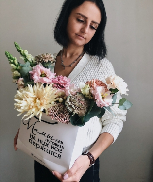 Flower Bag МАМЕ