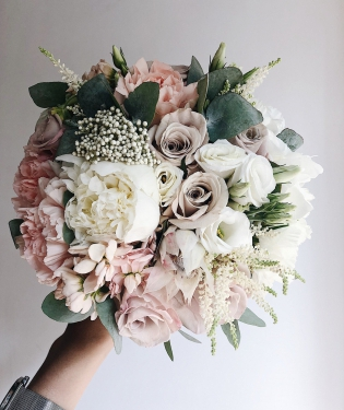 Свадебный букет #33