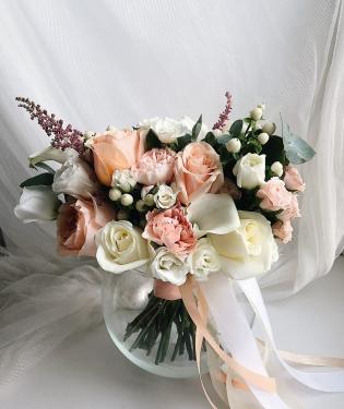 Свадебный букет #20