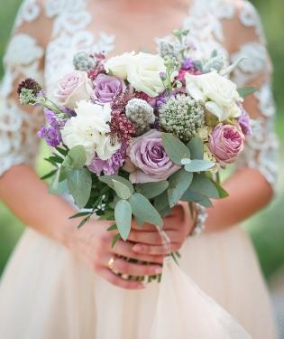 Свадебный букет #37