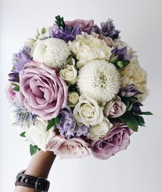 Свадебный букет #34