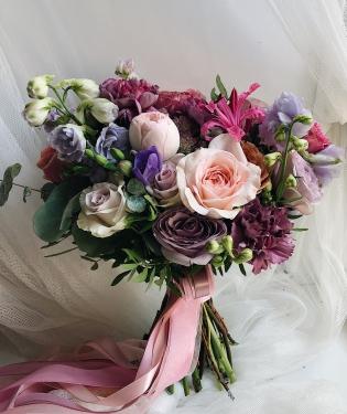 Свадебный букет #35