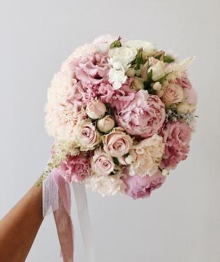 Свадебный букет #14
