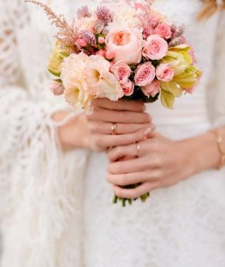 Свадебный букет #39
