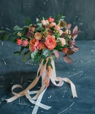 Свадебный букет #32