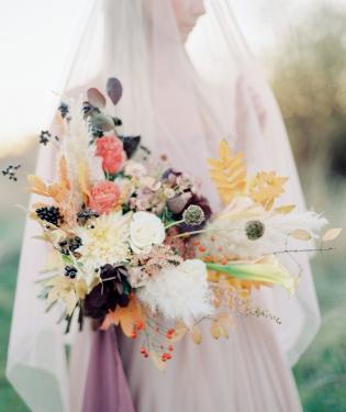 Свадебный букет #5