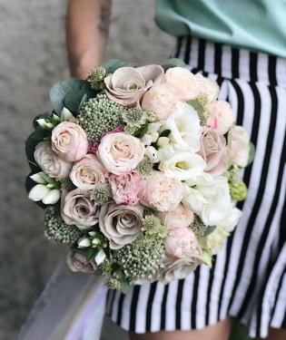 Свадебный букет #26