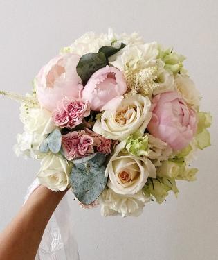Свадебный букет #8