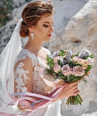 Свадебный букет #22
