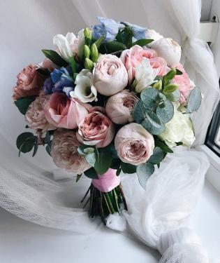 Свадебный букет #28