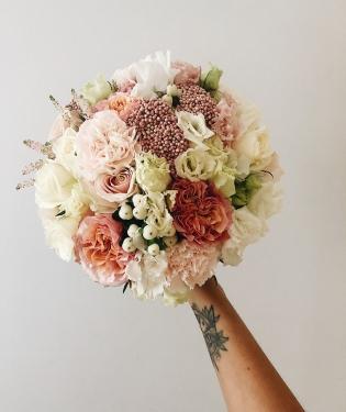 Свадебный букет #4