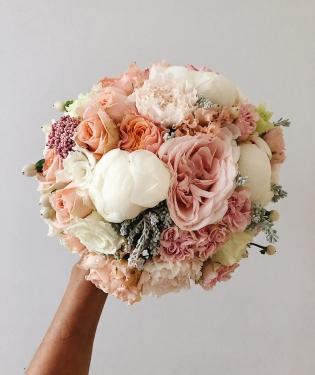 Свадебный букет #12