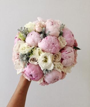 Свадебный букет #10