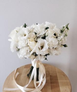 Свадебный букет #17