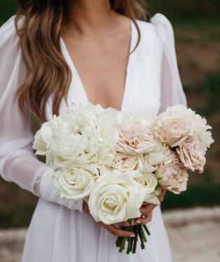 Свадебный букет #2